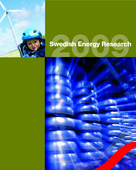 Swedish Energy Research 2009