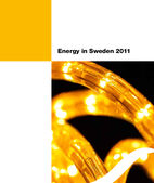 Energy in Sweden 2011