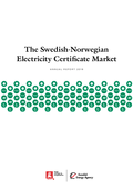 The Swedish-Norwegian Electricity Certificate Market